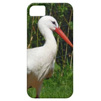 White Stork Bird iPhone 5 Cover