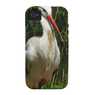 White Stork Case For The iPhone 4