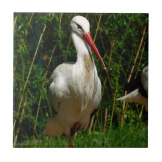 White Stork Tiles