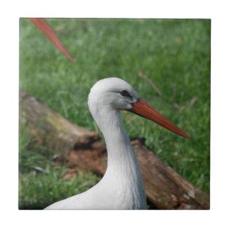 White Stork Ceramic Tiles