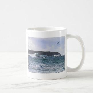 White Strand Beach, Ireland Coffee Mug