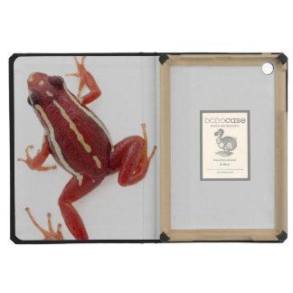 White-striped Poison Dart Frog iPad Mini Retina Case