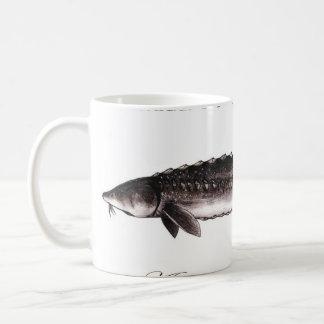 White Sturgeon Titled items Classic White Coffee Mug