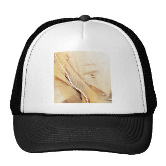 White Subject Trucker Hat