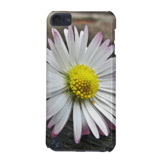 White Summertime Daisy iPod Touch (5th Generation) Case
