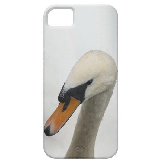 White Swan iPhone SE/5/5s Case