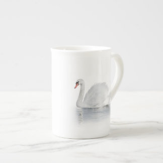 White Swan Tea Cup