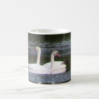 White Swans Mug