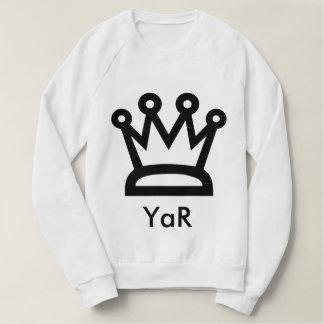 White Sweat YaR Sweatshirt