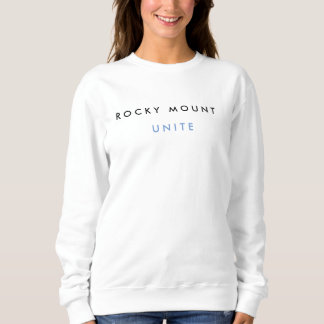 White Sweatshirt (front ONLY)