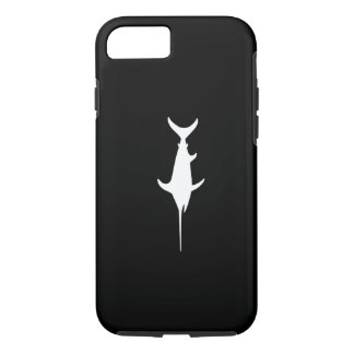 White Swordfish iPhone 7 Case