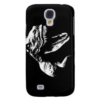 White T Rex Samsung S4 Case