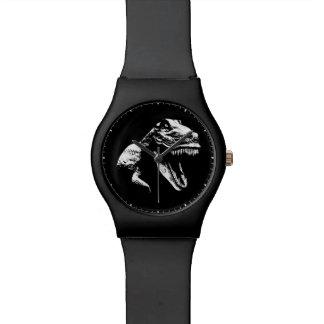 White T Rex Wristwatch
