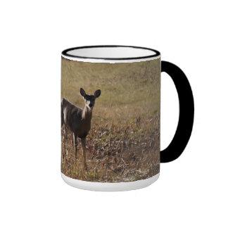 White-Tail Deer Ringer Mug