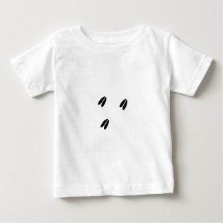 White Tail Deer Tracks Baby T-Shirt