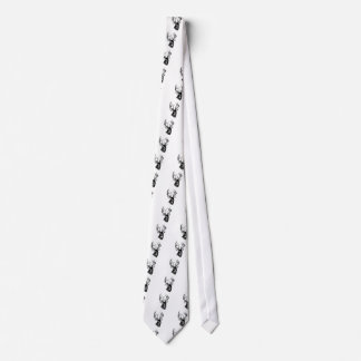 White Tail Deer Trophy Buck Tie
