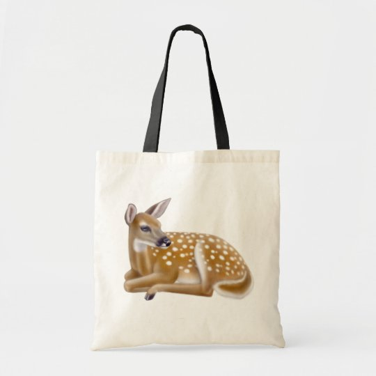 White Tailed Deer Fawn Bag