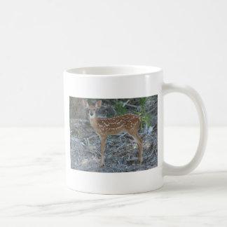 White-Tailed Deer Fawn Coffee Mug