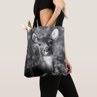 White-Tailed Deer Tote Bag