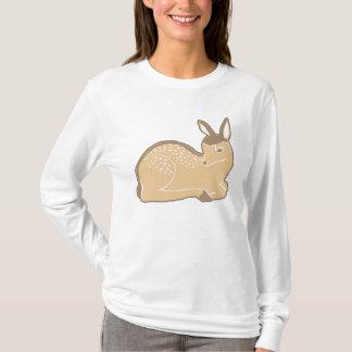 White-Tailed Deer Women's Long Sleeve T-Shirt