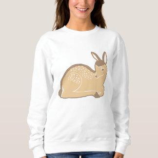 White-Tailed Deer Women's Sweatshirt