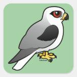 White-tailed Kite Square Sticker