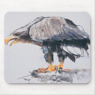 White tailed Sea Eagle 2001 Mouse Pad