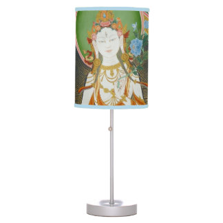 White Tara Table Lamp