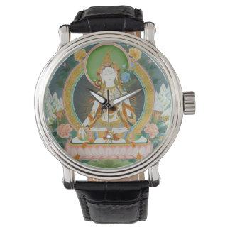 White Tara Watch