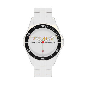 White TCPS Watch