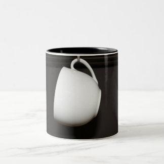 White Tea Cup Mug