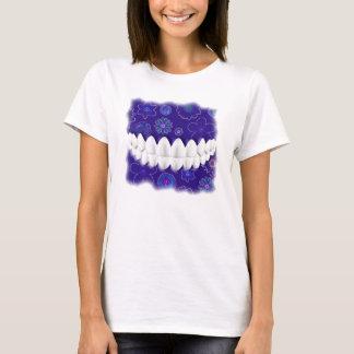 White Teeth Perfect Bite Dentist T-shirt