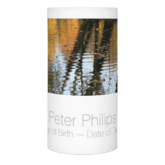 White Template Memorial Candle Add favorite image