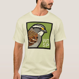 White-throated Sparrow t-shirt