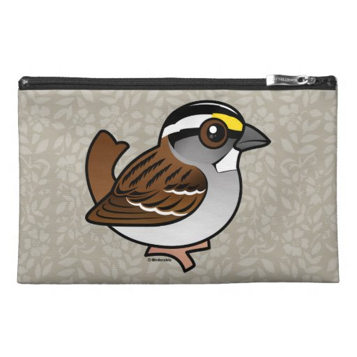 White-throated Sparrow Travel Accessories Bag