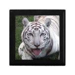 white-tiger10x10 keepsake box