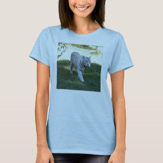 White tiger 016 T-Shirt