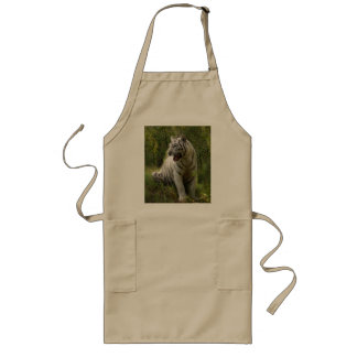 White tiger 020 long apron