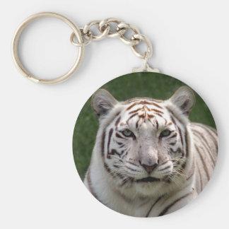 White Tiger 3949e Keychain