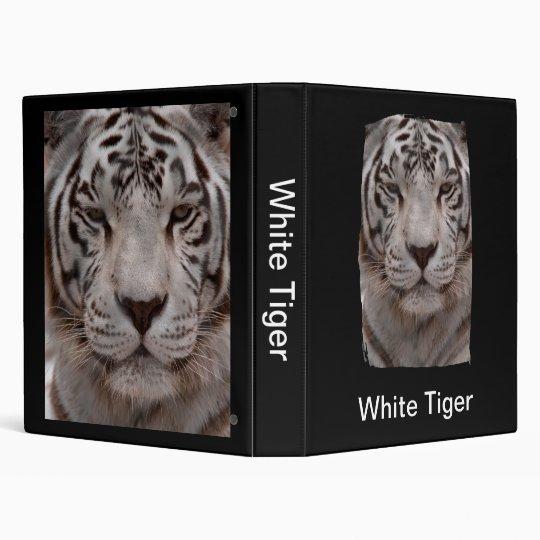 White Tiger 4 Binder