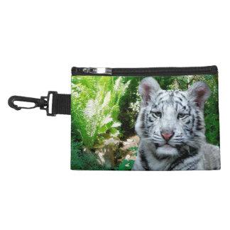 White Tiger Accessory Bag