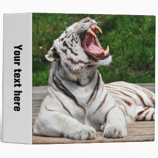 White Tiger, Bengal Tiger Binder
