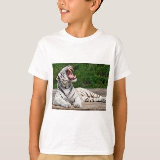 White Tiger, Bengal Tiger Tee Shirt