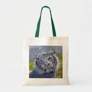 White Tiger by schukina Bag