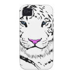 White tiger Case-Mate iPhone 4 covers