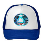 White Tiger Close and Personal Circle Hat