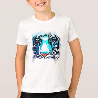 White Tiger Close and Personal Shirt