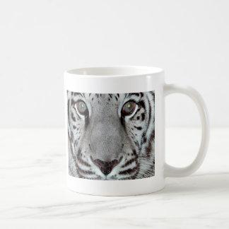 White Tiger Coffee Mug