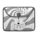White Tiger Cub Macbook Pro 13 inch Sleeve Sleeve For MacBooks