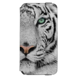 White Tiger Incipio Watson™ iPhone 6 Wallet Case